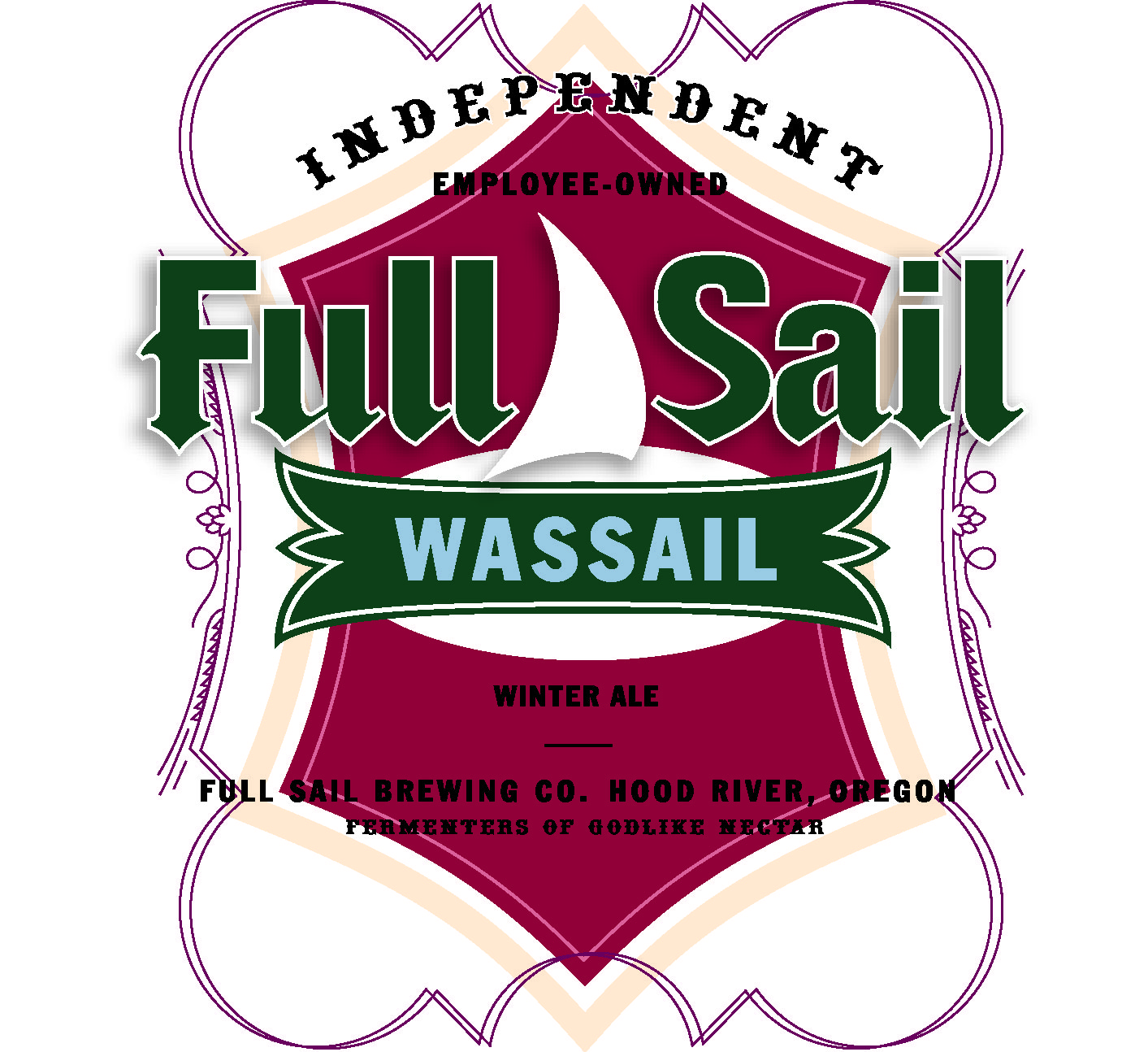 wassail here we go a wassailing wassail winter ale this oh apple tree ...