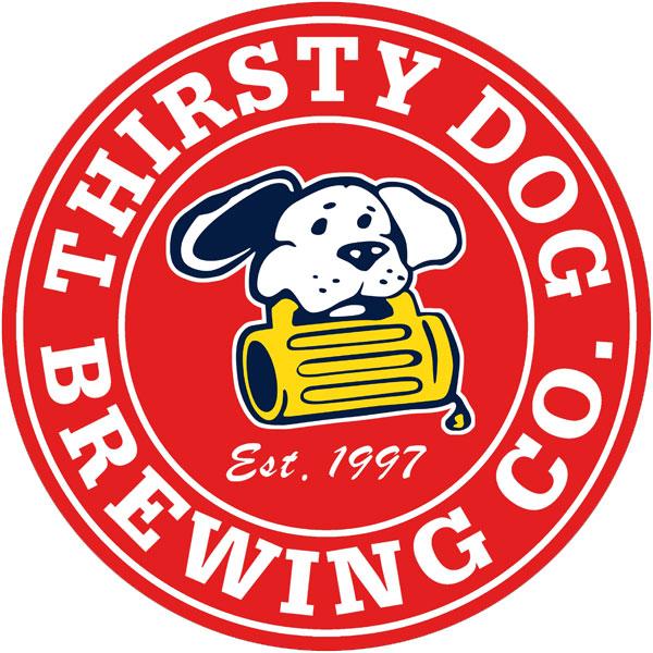 Thirsty Dog Family