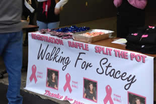 Walking for Stacy Benefit