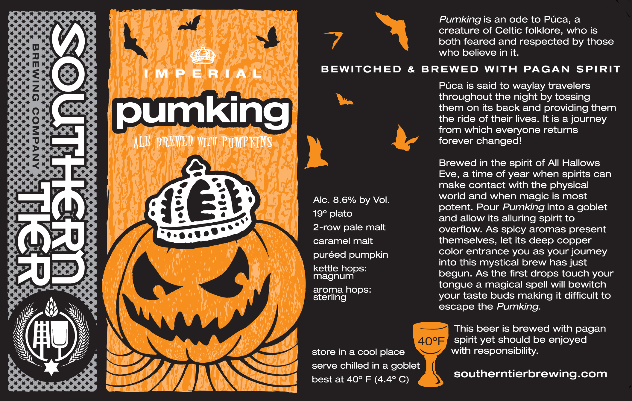 Southern Tier Imperial Seasonal Pumking