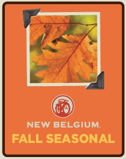 New Belgium Fall Seasonal