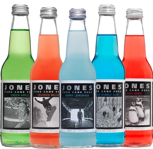 Jones Soda Family