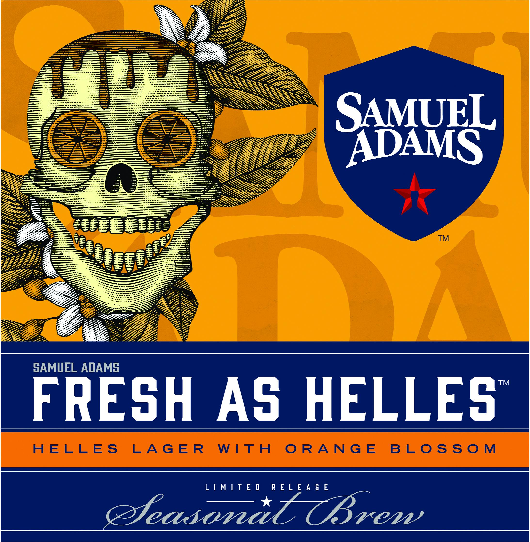 Samuel Adams Fresh As Helles