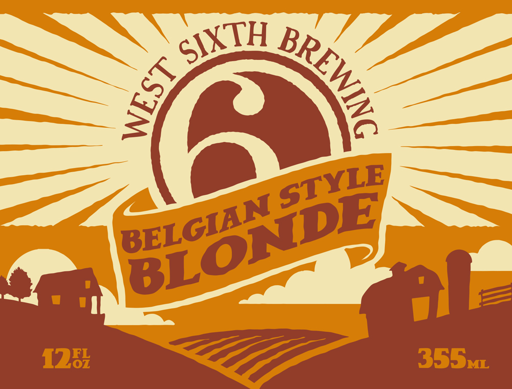 West Sixth Belgian Blonde
