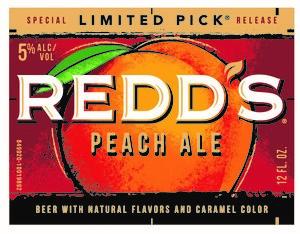 Redd's Peach Ale